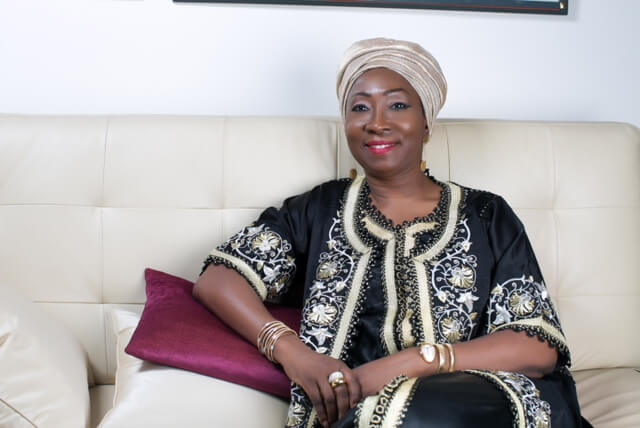 Amina-Oyagbola Thisday interview